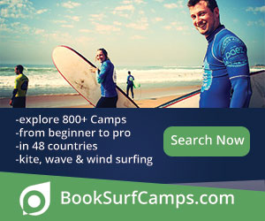 Book Surf Camps