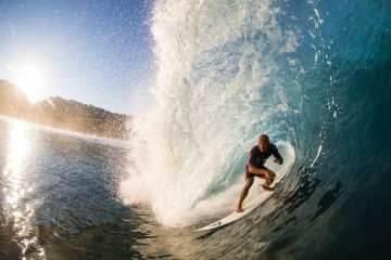 Fred Pattachia, Pipeline Photo: Brent Bielmann