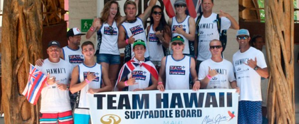 team-hawaii-sup