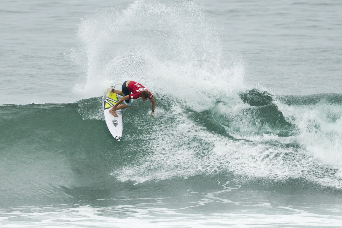 Kai Otton won his Round 3 heat.