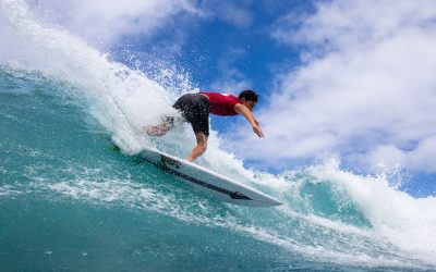 WSL Turtle Bay Resort Pro Junior 2016
