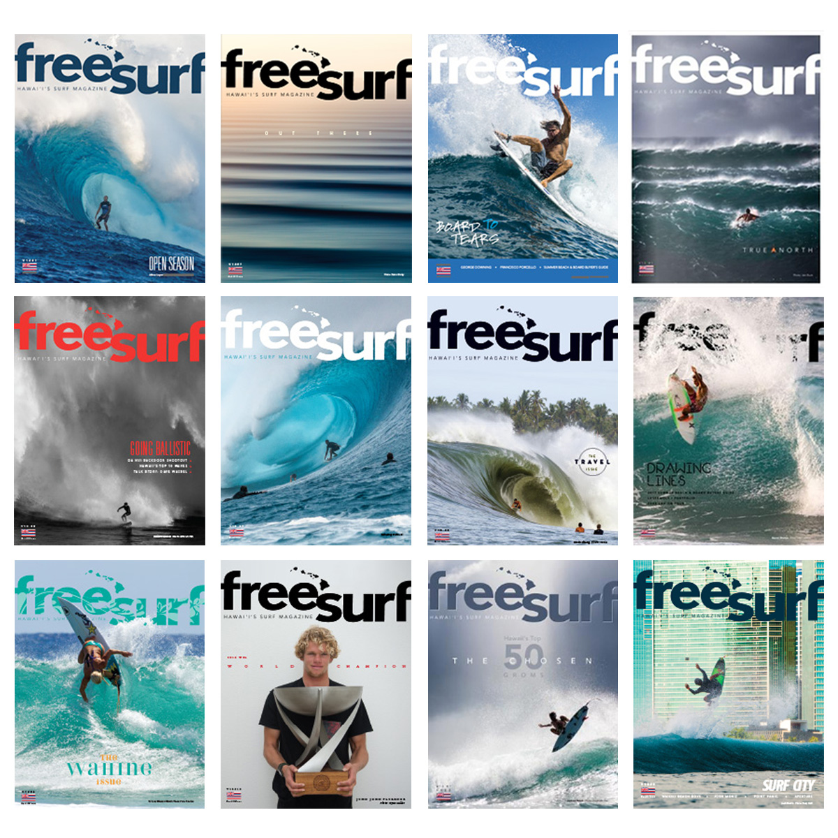 704ba63e3edf76 12 Month Subscription - Freesurf Magazine