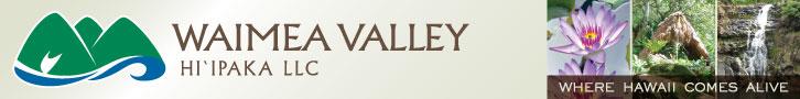 Waimea Valley Horz