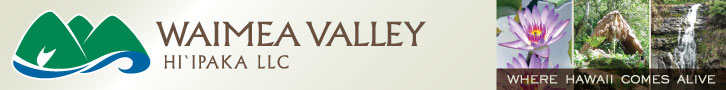 Waimea Valley Horz