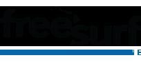 Freesurf Magazine logo
