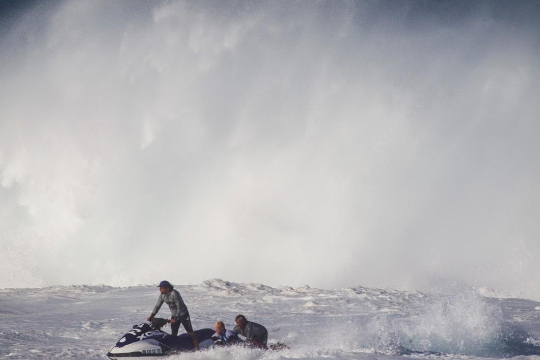 Hawaiian Water Patrol Photo: Masurel