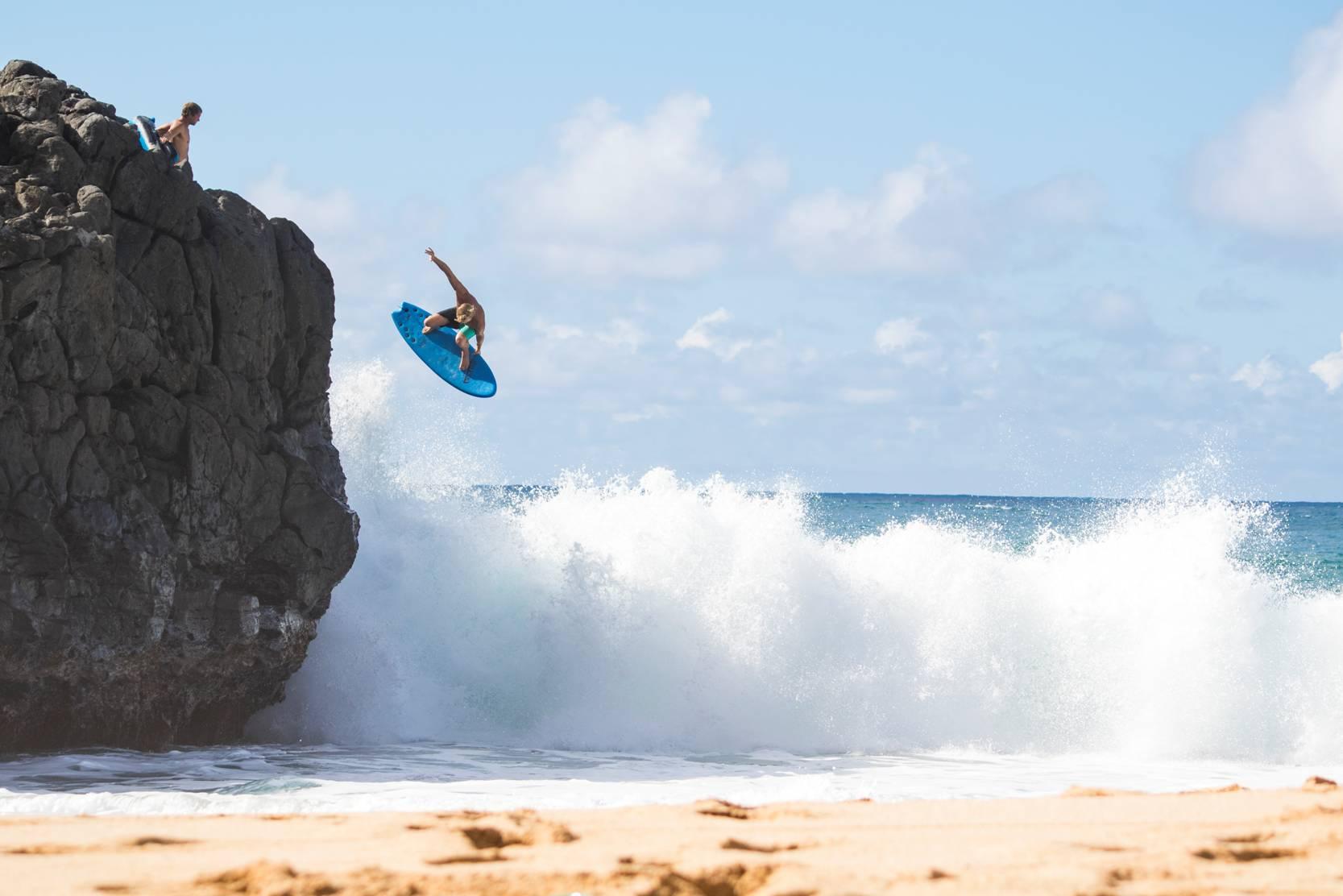 Catch Surf X T Amp C Surf Demo Day Freesurf Magazine