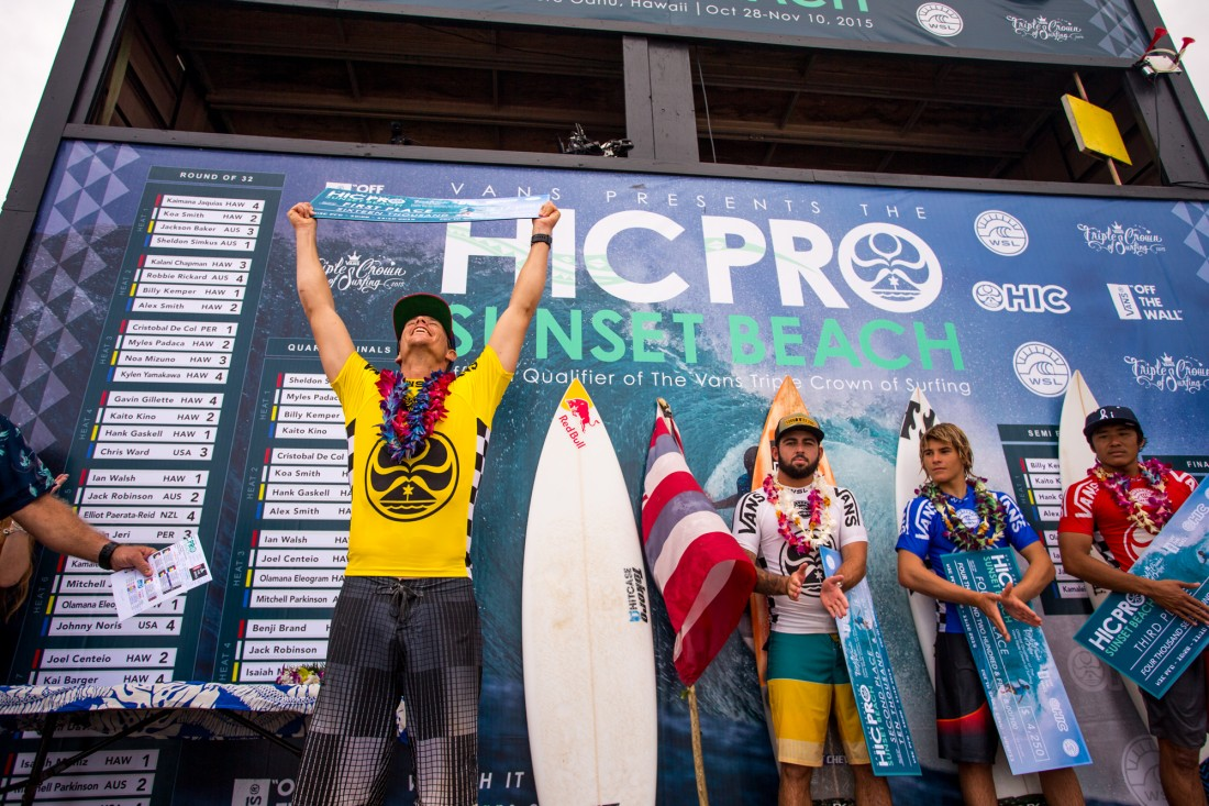 hic pro day 4 final day