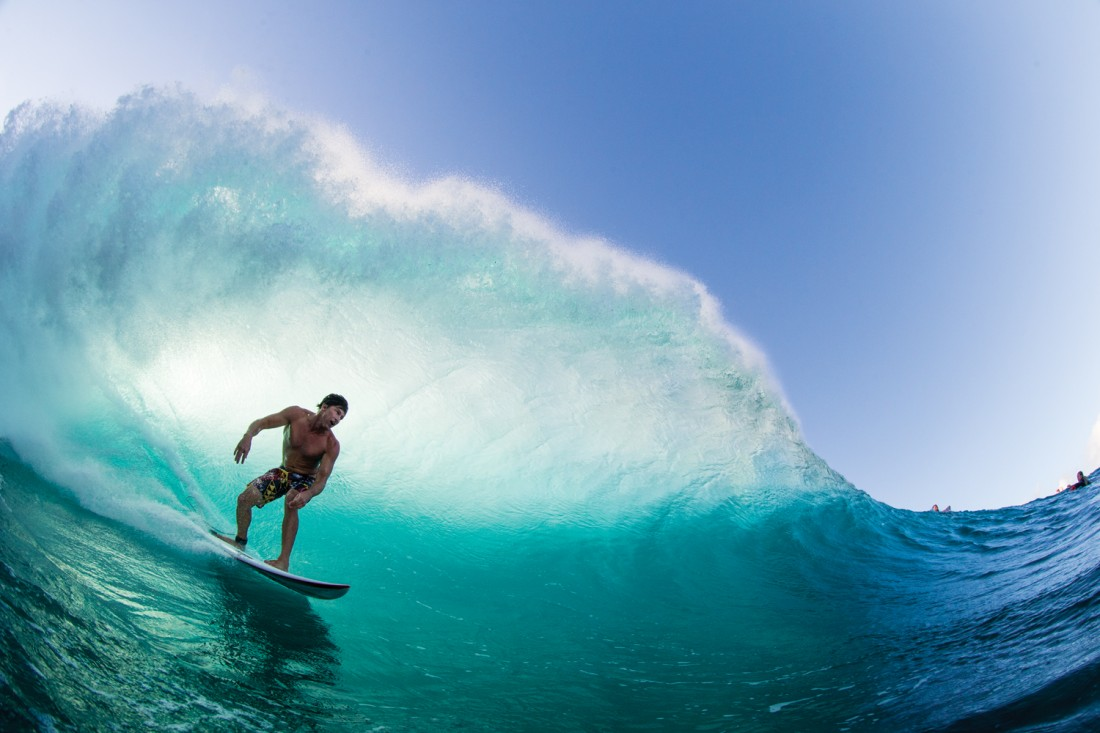 Bruce Irons Photo: Keoki
