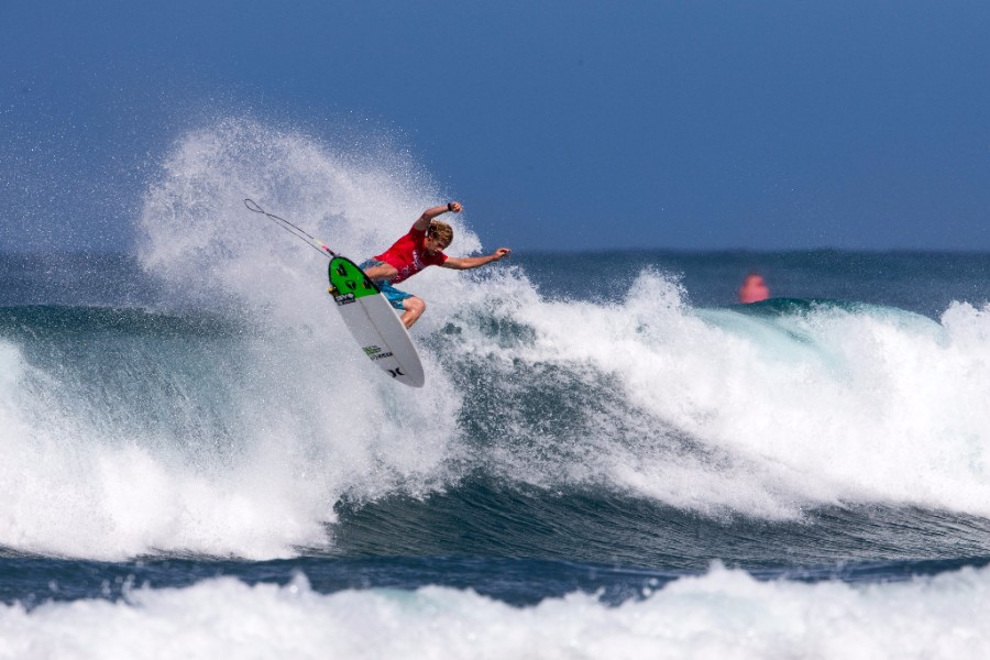 8366d4587a FLORENCE AND SLATER ADVANCE AT HAWAIIAN PRO