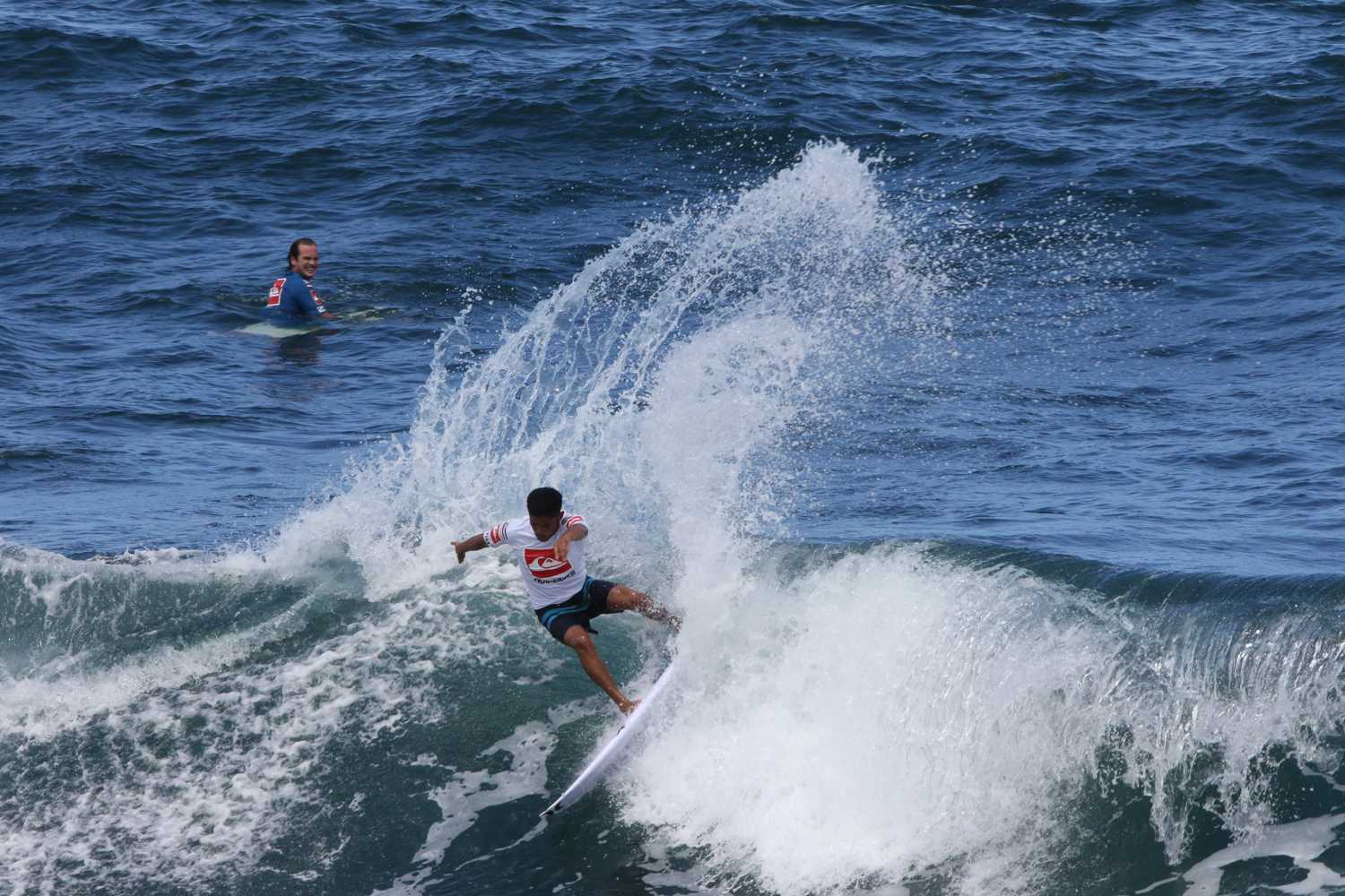 33rd Annual Quiksilver Big Island Toyota Pro Am Surfing Trials