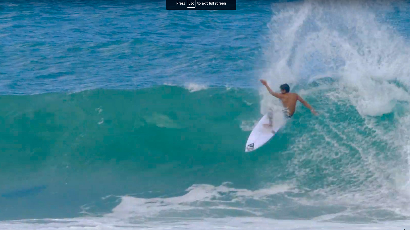 6bba02e6c15049 Oahu s Robert Grilho at Home - Freesurf Magazine