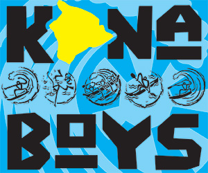 Kona Boys side